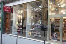 Escapades chez les mercières DMC / Je vous invite à un tour de France des merceries chères au coeur des brodeuses, crocheteuses, tricoteuses, amatrices de loisirs créatifs …