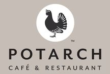 Potarch Cafe and Restaurant / Great food and service