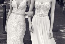 Wedding Dress Inspiration / Wedding dresses to dream of! Brought to you by Milroy's Tuxedos.  www.MilroysTuxedos.com