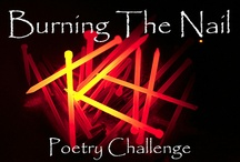 Burning the Nail Poetry Challenge