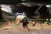 Deer Valley FIS Freestyle Ski World Cup  / The world's best aerial and mogul skiers return to Utah this winter to compete in Deer Valley's FIS Visa Freestyle International World Cup. / by Deer Valley Resort