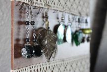 earrings organiser