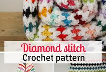 diamond stitch