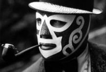 Lucha / Lucha libre!  They're so weirdly powerful, mysterious, and ridiculous. / by Barry Ross Rinehart