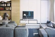 bytový interiér