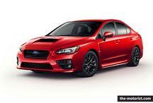 Subaru WRX STi (MY2014) / Subaru bringt den neuen WRX - Rallye-Freunde aufgepasst: http://www.the-motorist.com/autonews/0053-neuvorstellung-subaru-wrx-2014.html