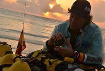 """Commemorating Vasco Nuñez de Balboa's Discovery of the Pacific Ocean in 1513 / Para homenajear a Vasco Nuñez de Balboa y conmemorar el Descubrimiento del Pacífico, el deportista y aventurero español Álvaro de Marichalar, navegará en solitario desde Florida hasta Panamá; donde desembarcará en el lugar exacto donde Vasco Núñez de Balboa bautizó el océano que descubría con el nombre de """"Mar del Sur"""" en 1513"""