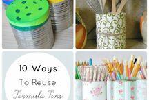 Recycle DIY