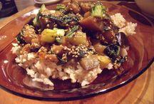 Asian Main Dish / by Sabrina Stalder-Nelson