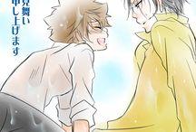Tsuna and love