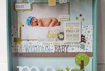 Babyshower boy