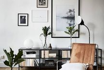interiors - home office