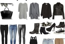 French Wardrobe Challenge