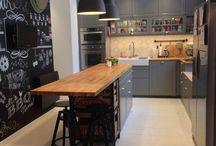wnętrza kuchnia