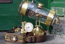 steampunk stuff / by Randall Chambers