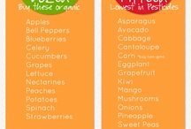 CLEAN EATING ON THE CHEAP / by Jazmine Moralez
