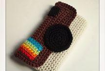 4 Crochet (Bags-Belts) / by Amira Zaky