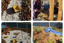 Childcare outdoor play spaces
