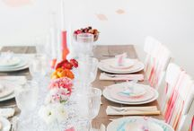 Vignettes, Tablescapes, and Details / by Kaia Marie