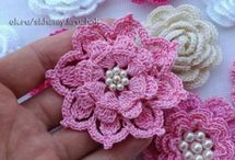 Flowers crochets