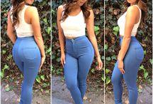high waist skinny jeans 34.95