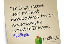 Intellectual Property / General tips, facts and information about #IP