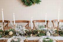 Chic Winter Wedding Inspirations
