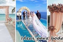 Lugares de ensueño para bodas