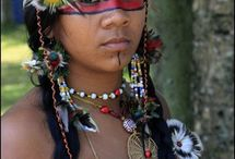 Brazilian Natives Indians