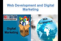 Web Development and Digital Marketing At OSK IT Solutions, Nagpur