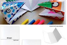 creazioni con la carta