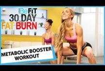 BeFit workout / by Patchara Vrabel