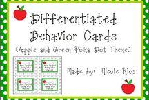 Teaching - Behaviors / by Matt Ray