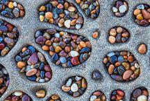 Crystals / Pebbles / Stones / SeaShells / Mother-nature made rubble <3