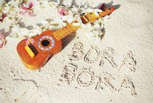 Bora Bora :D / by Rachel B
