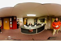 Michigan Tech 360 / See where you'll study and play on the Michigan Tech Campus —it's the 360-view from Husky Nation!