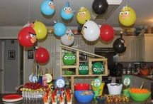 Angry Birds bursdag