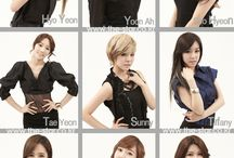 Girls' Generation / 소녀시대(少女時代) aka GG, SNSD. Korean No.1 Girl Band.