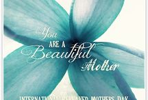 Bereaved Mothers Day / International Bereaved Mothers Day occurs the first weekend in May to honor those mothers who have lost children due to miscarriage, stillbirth or infant loss.