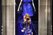 Windows Displays by Versace