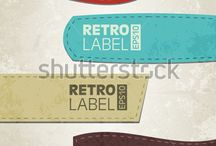 Label, sticker, tag / Label, sticker, tag