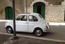 la mia Fiat 500!