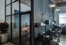 INDUSTRIAL INTERIOR OFFICE / BROTHERWOOD PROJECT