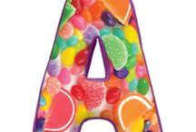 A - a / Billeder af bogstavet 'A'