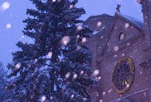 Winter in Santa Fe!