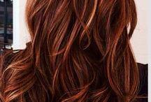 Barvy barvy barvičky :) / Vlasy