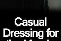 Casual Dressing Males
