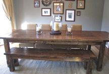 Kitchen Table / by Kristi Napier Brown