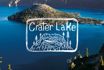 Crater Lake: One of Oregon's 7 Wonders / Whoever named the 7 Wonders of the World must have never made it to Crater Lake, because from high atop the rim of Crater Lake, you can see what a wonder the world really is. A hike down to the water reveals new wonders. The water is so blue, so deep, it's no surprise it's the deepest lake in America, and one of the deepest on earth. That's why it's one of the 7 Wonders of Oregon.