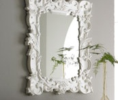 I love Baroque Mirrors / by Karen Roberts Photography